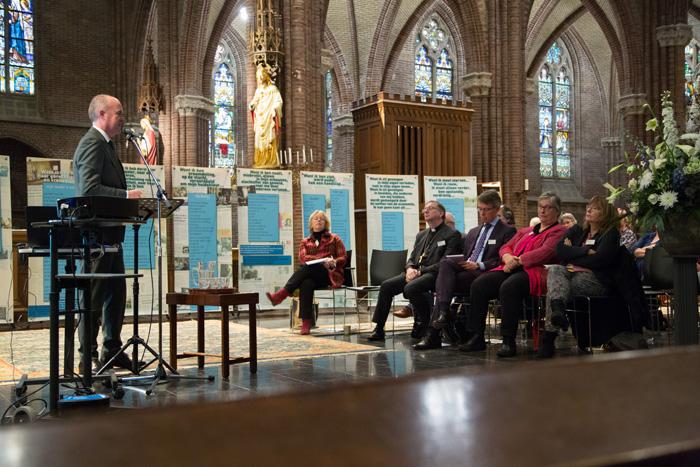 Arno Brok, commissaris van de Koning in Fryslân, 6e Sint Maartendag 2018-9218