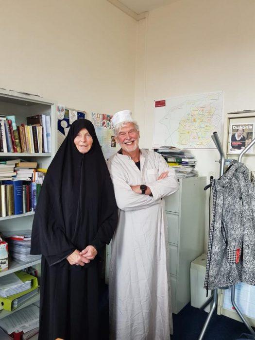 Bezoek aan Turkse Moskee - 6e Sint Maartendag 2018